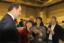 Politician moldovean explicand jurnalistilor rusi declaratia de miercuri a lui Traian Basescu