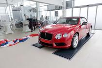 Bentley Bentley Continental GT V8 S, la inaugurarea showroom-ului