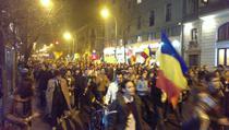 FOTOGALERIE A 10-a duminica de proteste impotriva proiectului de la Rosia Montana