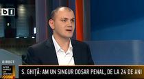Sebastian Ghita, la B1 TV