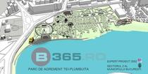Plan parc de agrement Plumbuita-Tei