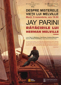 Jay Parini: Ratacirile lui Herman Melville