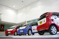 Masini electrice Mitsubishi