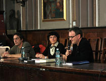 V. Zografi, I. Parvulescu si J. Koneffke