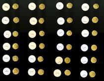 Monede batute in timpul domniei regelui dac koson (44-29 i Hr)