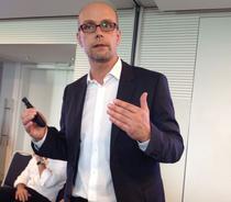 Michal Golebiewski, director de marketing si operatiuni Microsoft Romania