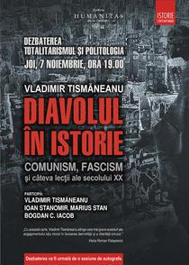 """Totalitarism si politologie"" dezbatere la libraria Humanitas Cismigiu"