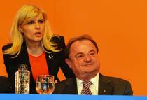 Elena Udrea si Vasile Blaga