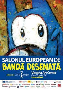 Salonul european de Banda Desenata, editia a III-a