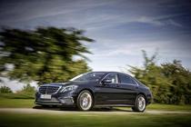 Noul Mercedes-Benz S 65 AMG