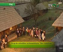 Ansamblul Dor transilvan la TVR