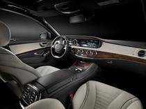 Interior Mercedes-Benz Clasa S 2013
