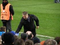 "FOTOGALERIE ""Super Dan"" pe Stamford Bridge"