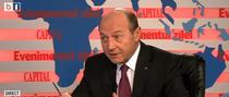 Traian Basescu la EVZ:B1