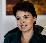 Angela Filote, seful Reprezentantei CE in Romania