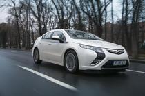 Test Drive cu Opel Ampera