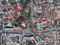 MTR, Antipa si Guvernul Romaniei pe harta