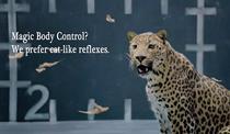 Jaguar Cat-Like reflexes