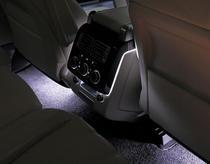 Iluminare ambientala in noul Range Rover
