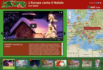 Story-map - cele mai frumoase colinde din Europa