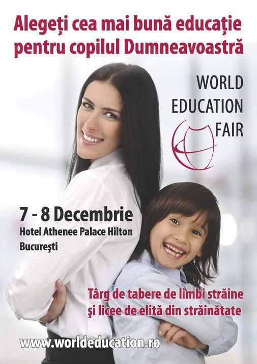 Poster World Education