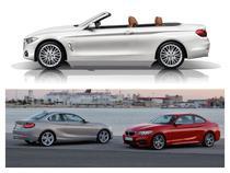 BMW Seria 4 Cabriolet si BMW Seria Coupe