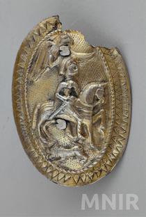 "Expozitia ""Aurul si argintul antic al Romaniei"""