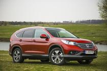 Test Drive cu Honda CR-V