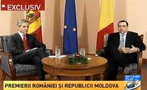 Iurie Leanca si Victor Ponta, la Sinteza zilei