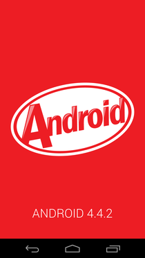 Android KitKat 4.4.2
