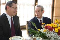 Victor Ponta si Regele Mihai