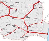 Brasov - nodul prin care tot traficul va traversa Carpatii spre Sud