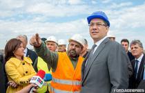 Victor Ponta si autostrazile prioritare pana in 2018