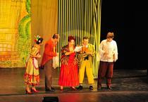 Soacra cu trei nurori in regia Stelei Popescu
