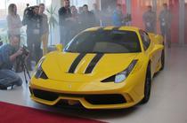 Ferrari 458 Speciale, lansat la Bucuresti