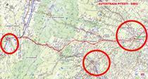 Sibiu - Pitesti fara Ramnicu Valcea - plan oficial