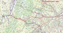 Plan oficial de Autostrada Sibiu-Pitesti