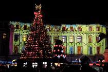 Luminile de sarbatoare din Bucuresti