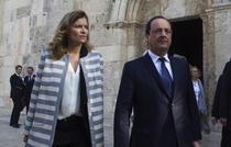 Francois Hollande si Valerie Trierweiler