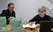 Madalina si Adrian Raileanu, creatorii Iepurelui Mizantrop