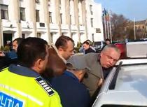 Nicusor Constantinescu, ridicat de procurori