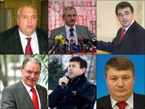 Penalii de la sefia CJ-urilor