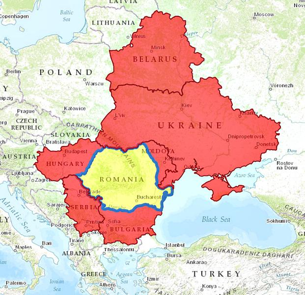 Harta Interactiva Sindromul Putin 8 Tendinte In Europa Centrala