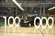 Ford B-Max 100.000