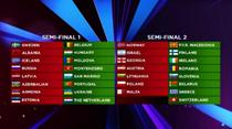 Semifinale Eurovision 2014