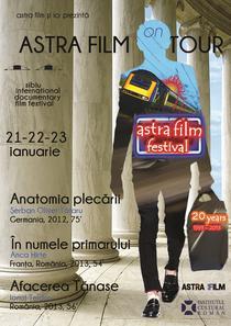 Best of Astra Film Festival la ICR