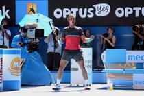 Rafael Nadal, invingator in fata lui Dimitrov
