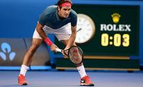 Roger Feder, in mare forma la Australian Open