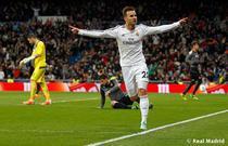 Jese a marcat pentru Real Madrid