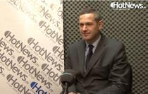 Valeriu Nistor in studioul HotNews